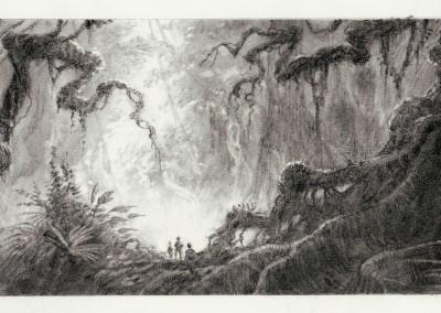 Tarzan concept art 8