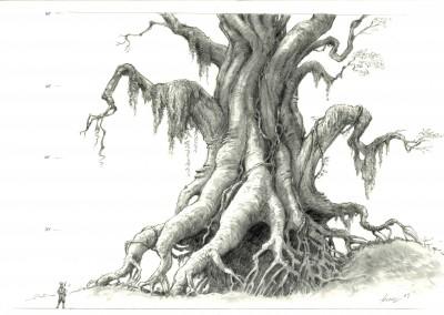 Tarzan concept art 7