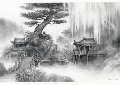 Kung Fu Panda concept art 2