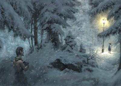 Narnia concept art 1