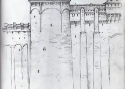 Prince Caspian concept art 5