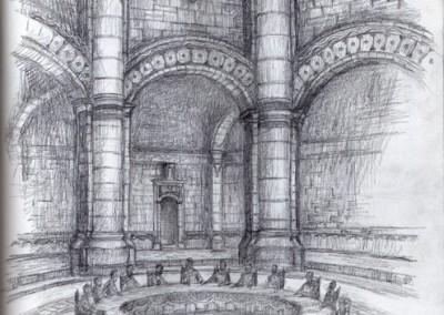 Prince Caspian concept art 9