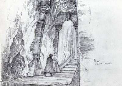 Prince Caspian concept art 14