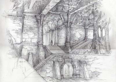 Prince Caspian concept art 15