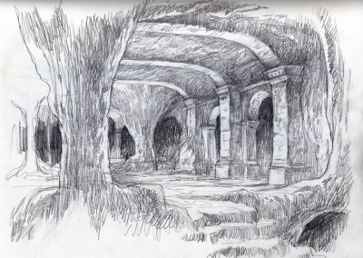 Prince Caspian concept art 17