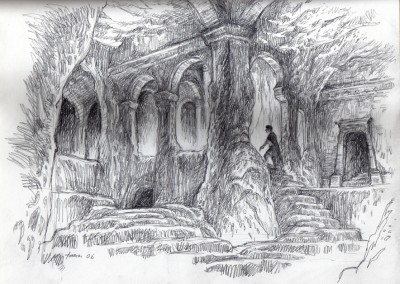 Prince Caspian concept art 18