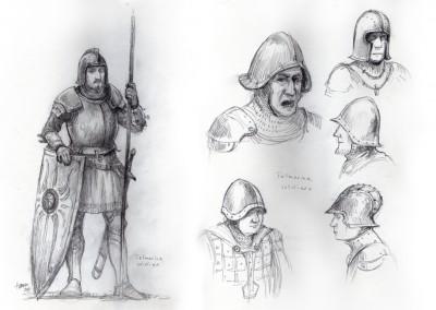 Prince Caspian concept art 28