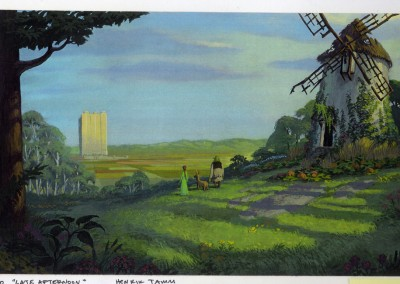 Shrek visual development, concept art 34