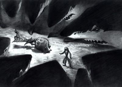 Shark Tale concept art 11