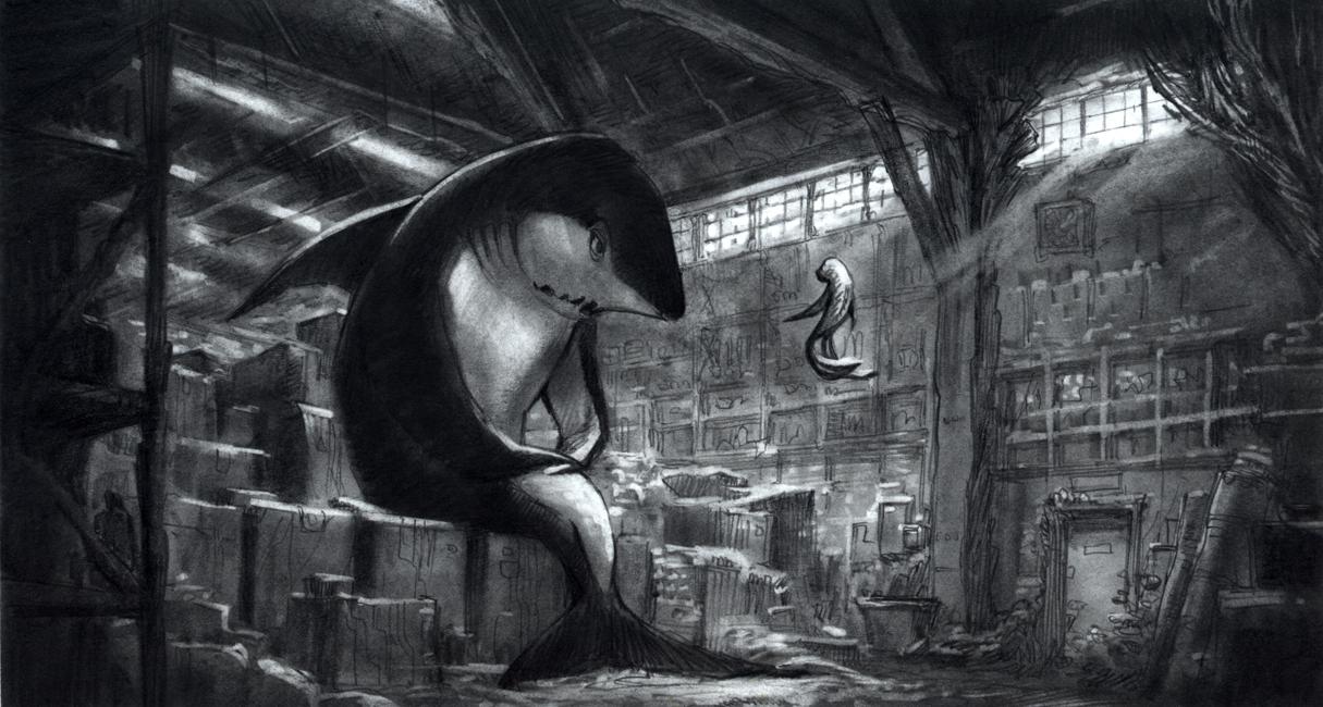 SharkTale – Henrik Tamm