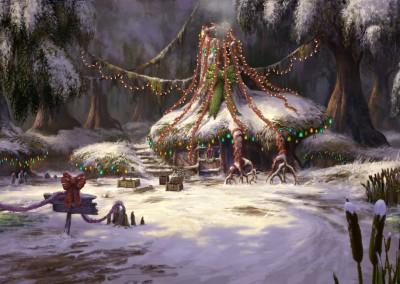 Shrek Christmas Special